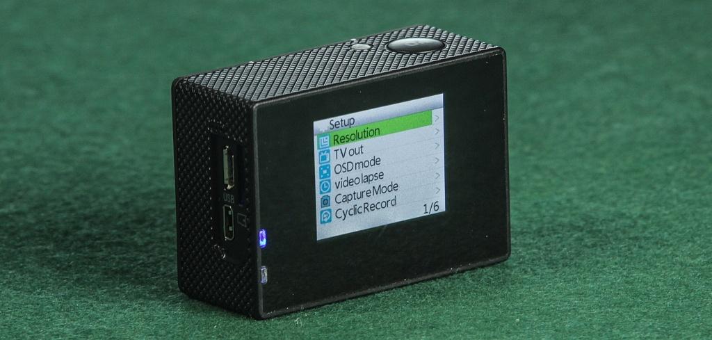 SJ4000 wifi backside