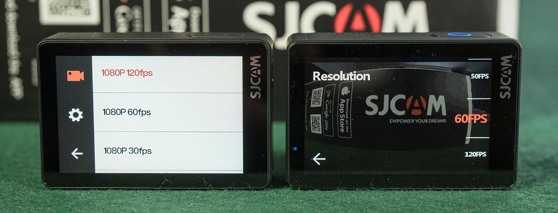 SJ8 Pro vs SJ8 Plus - no PAL option on SJ8 Plus