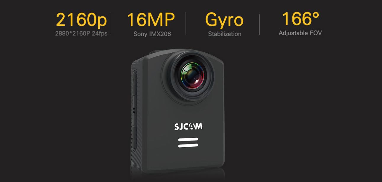 SJCAM M20 Specs