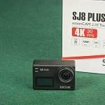 SJCAM SJ8 Plus – 4K EIS action camera – Review