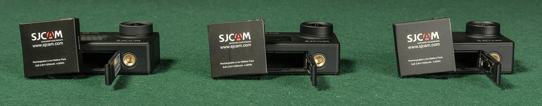 Same Battery for SJ8 Pro, SJ8 Plus & SJ8 Air
