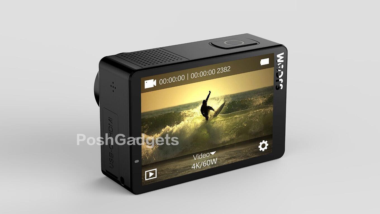 """SJCAM SJ8 - 4K 60fps - 2,33"""" Touch Screen"""