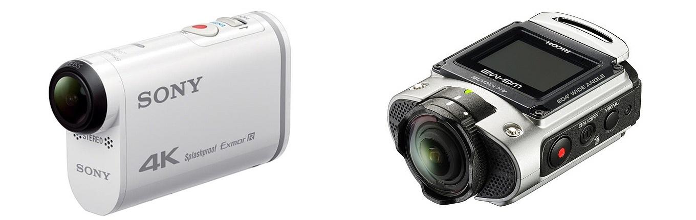 Sony FDR-X1000 vs Ricoh WG-M20
