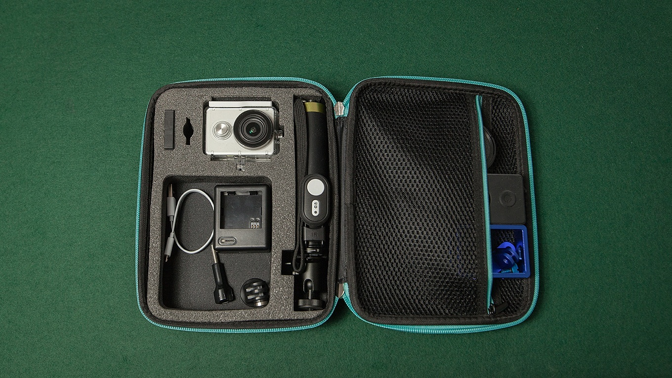 Telesin Yi Action Camera Case