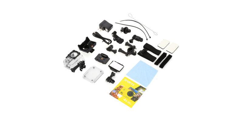 V3 Sport Camera - Accessories
