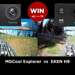 Giveaway: Win EKEN H9 or MGCOOL Explorer