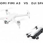 Xiaomi FIMI A3 vs DJI Spark