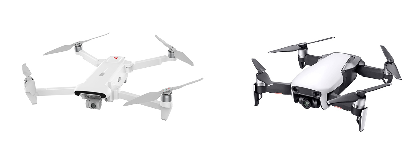 Xiaomi FIMI X8 SE vs DJI Mavic Air