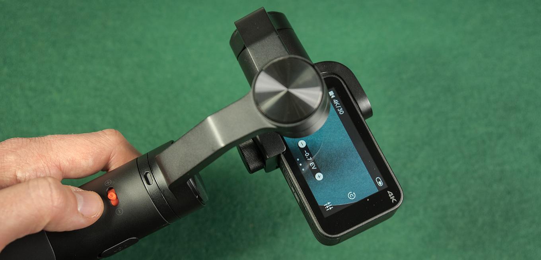 Xiaomi Mijia Gimbal - Exposure Control