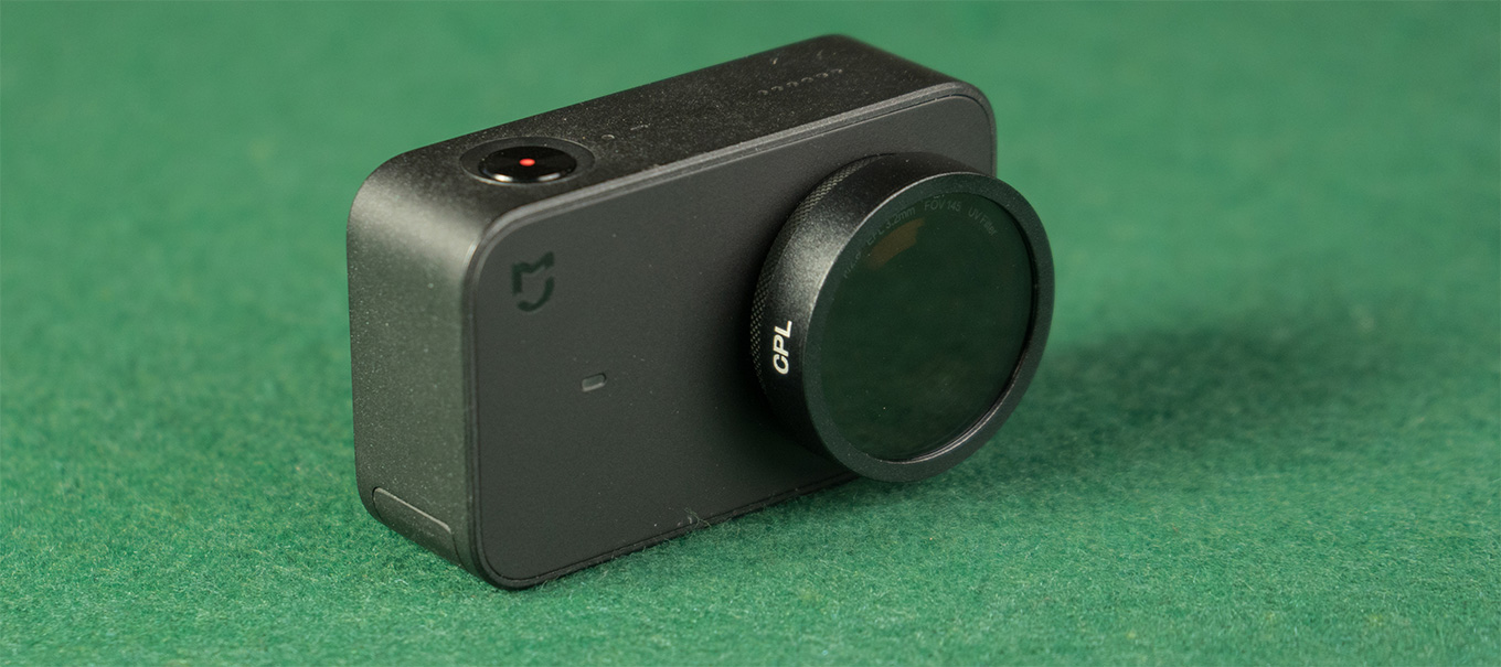 Xiaomi Mijia Action Camera - Filter (CPL)