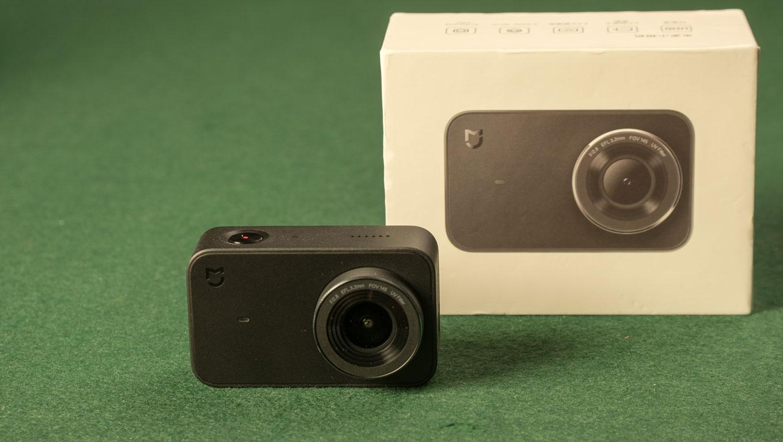 Xiaomi Mijia 4k Action Camera Review El Producente