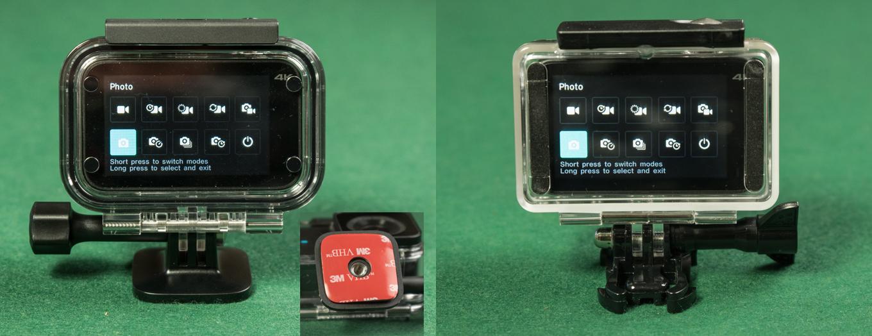 Xiaomi Mijia Underwatercase: Original vs 3rd Party