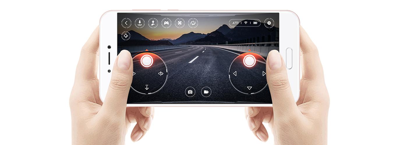 Xiaomu Mitu Mini Drone - App