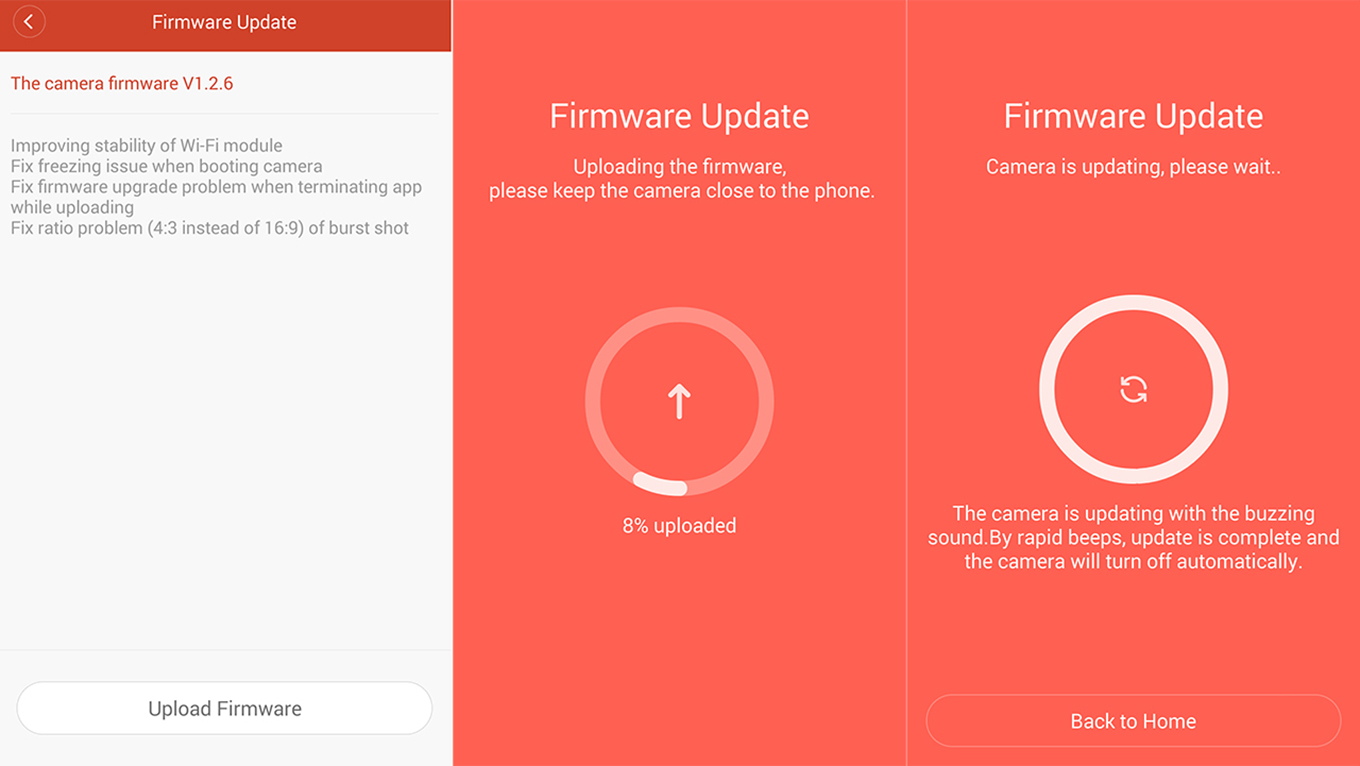 Firmware Update with Android - Tutorial - el Producente
