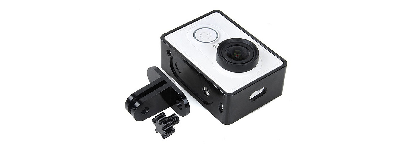 Xiaomi Yi to GoPro Mount Adapter