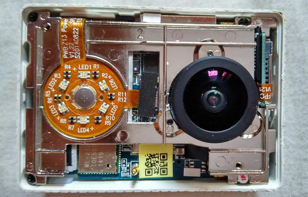 Xiaomi Yi Z23S from Ajay