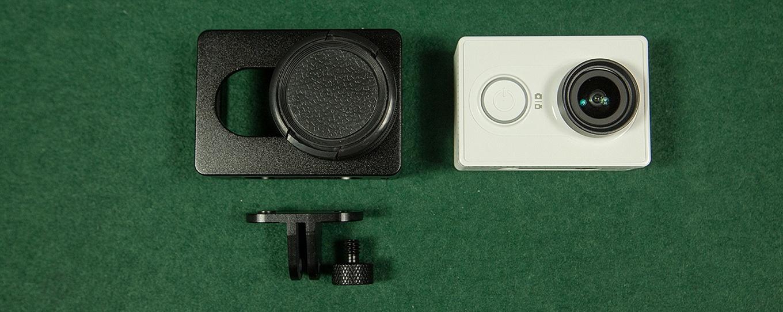 Xiaomi Yi Aluminum Case