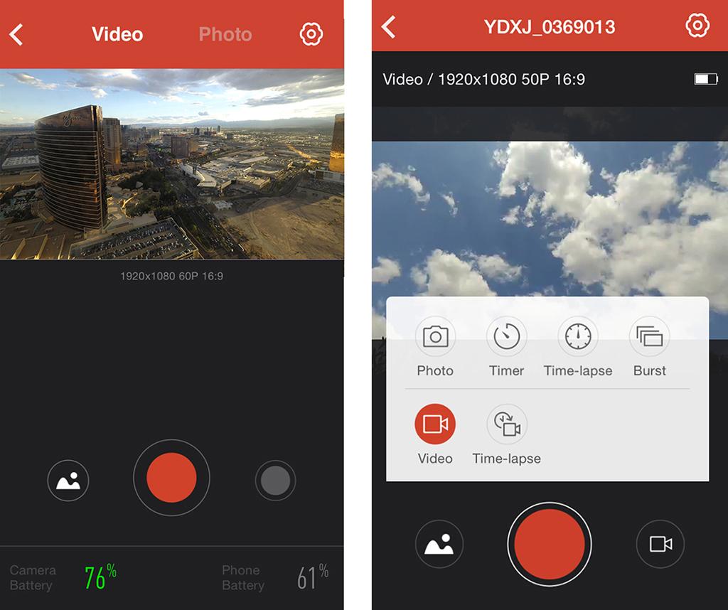 old iOS version 1.7 vs. new iOS version 1.10