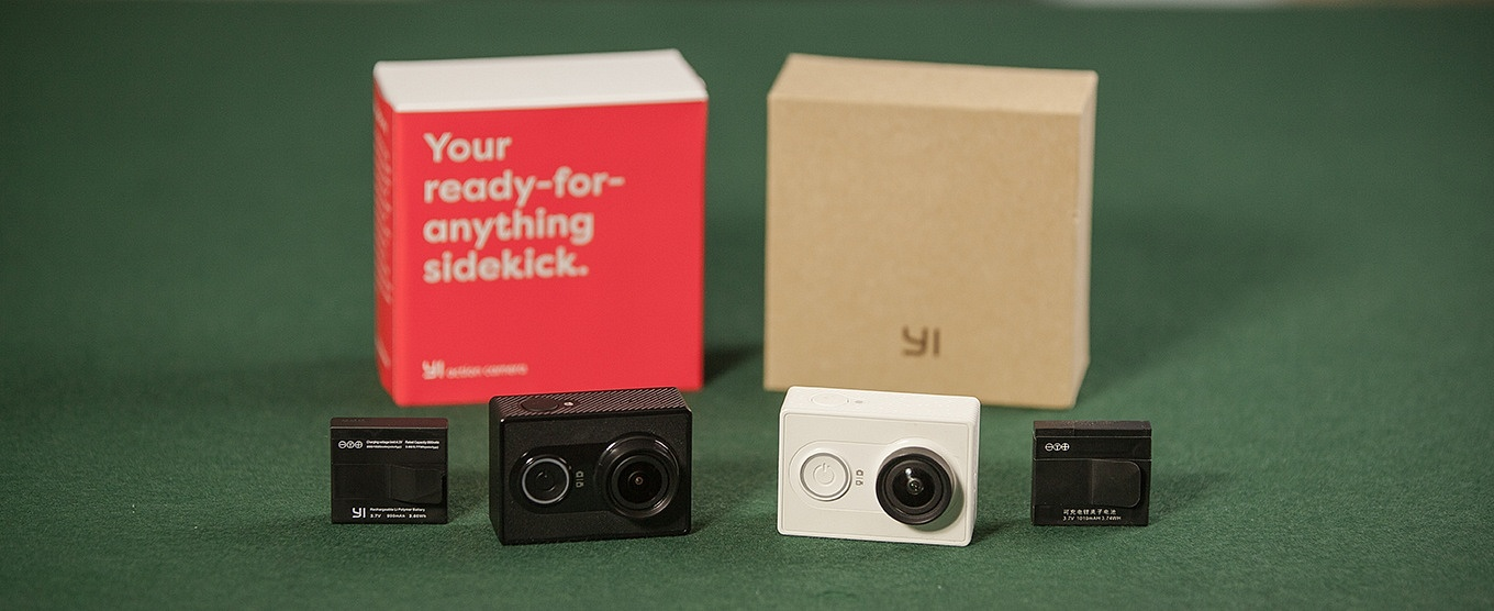 Xiaomi Yi action camera - International Version - el Producente