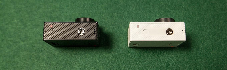 Yi Action Camera International Version vs Chinese Version - Bottom