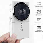 YI 360 VR camera announced – 5.7K Resolution