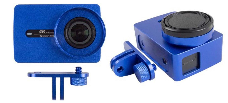 YI 4K Action Camera - Aluminum Case
