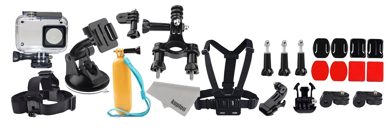 YI 4K Action Camera Accessories Set