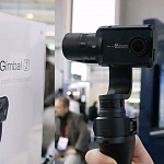 YI Handheld Gimbal 2 – revealed at MWC 2017