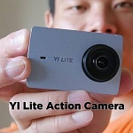 YI Lite Action Camera – 1080p camera using YI 4K body