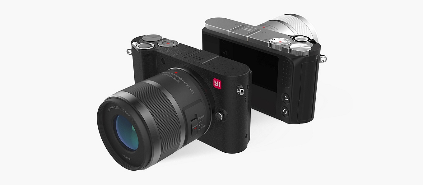 YI M1 Mirrorless Camera