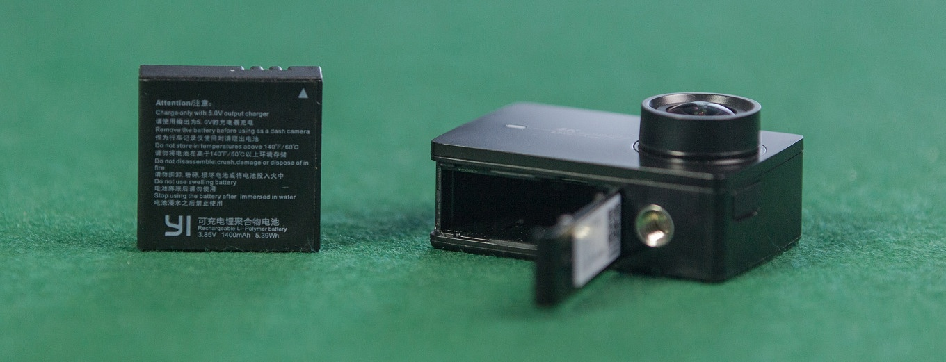 Yi Action Camera 2 - Battery