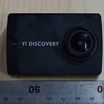 Yi Discovery – lowest priced YI Action Camera