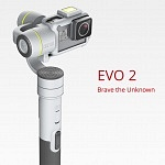 Zhiyun EVO 2 – splash resistant GoPro Gimbal with easy mount