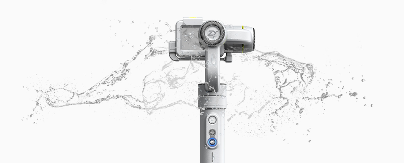 Zhiyun EVO 2 - Splash-proof GoPro Gimbal