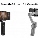 Zhiyun Smooth Q2 vs DJI Osmo Mobile 3 – Comparison Review
