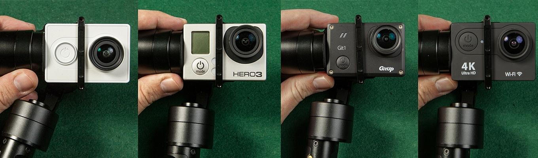 Z1-Evolution works with a huge variety of camera brands