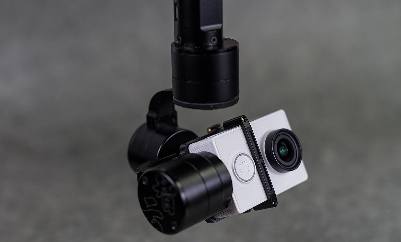 Zhiyun Z1-Evolution Gimbal with Xiaomi Yi Camera