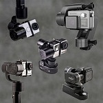 Action Camera Gimbals – Overview & Reviews