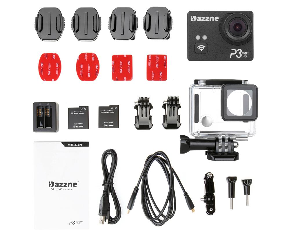 Dazzne P3 Accessories