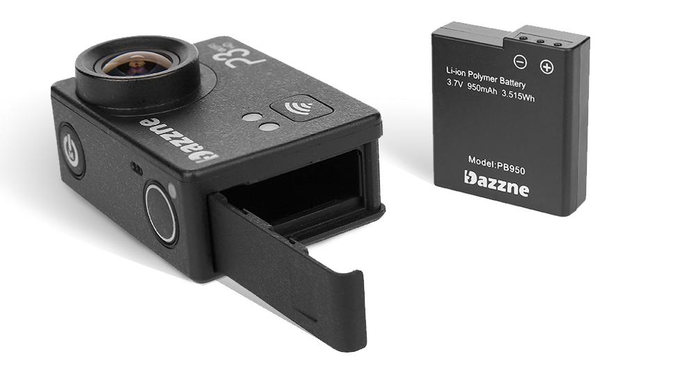 Dazzne P3 Battery