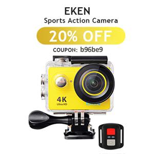 EKEN Cameras on Banggood