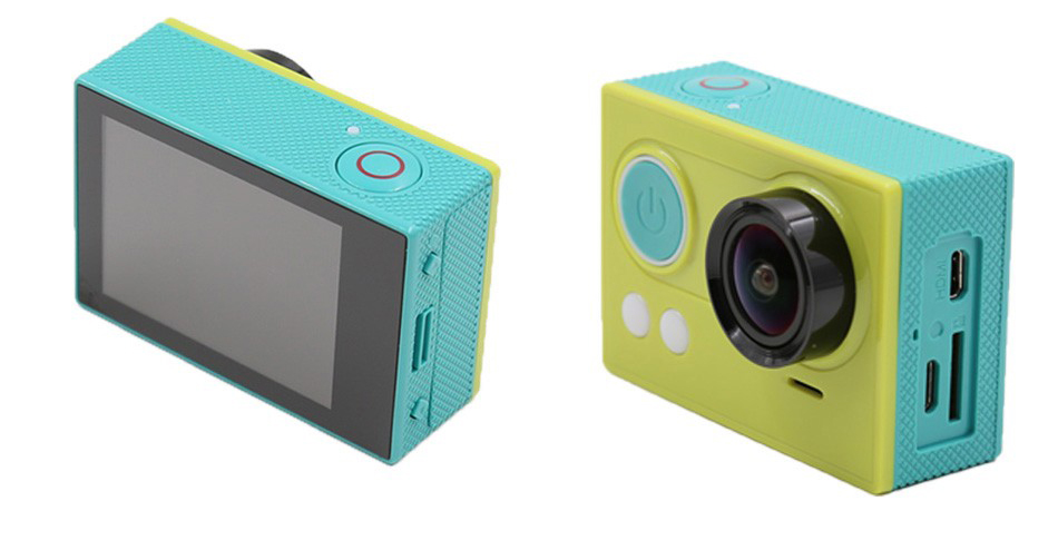 FAKE Xiaomi Yi Action Camera
