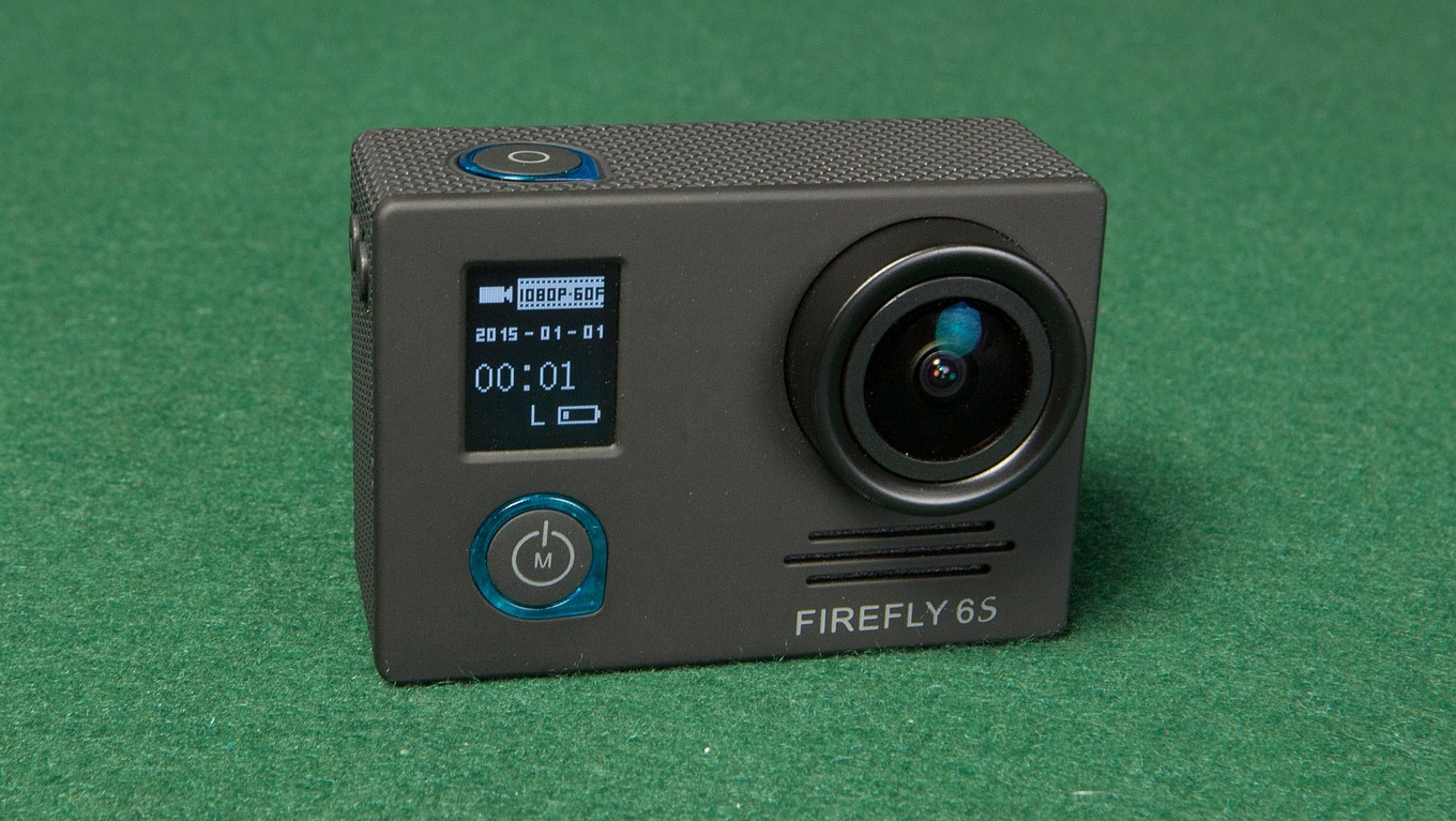 Firefly 6S can shoot up to 4K with 24fps
