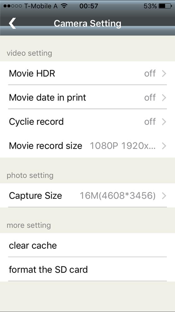 firefly-app-settings