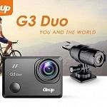 GitUp G3 Duo (Git3) – Dual Camera – Preview