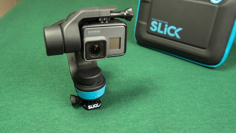 SLICK GoPro gimbal