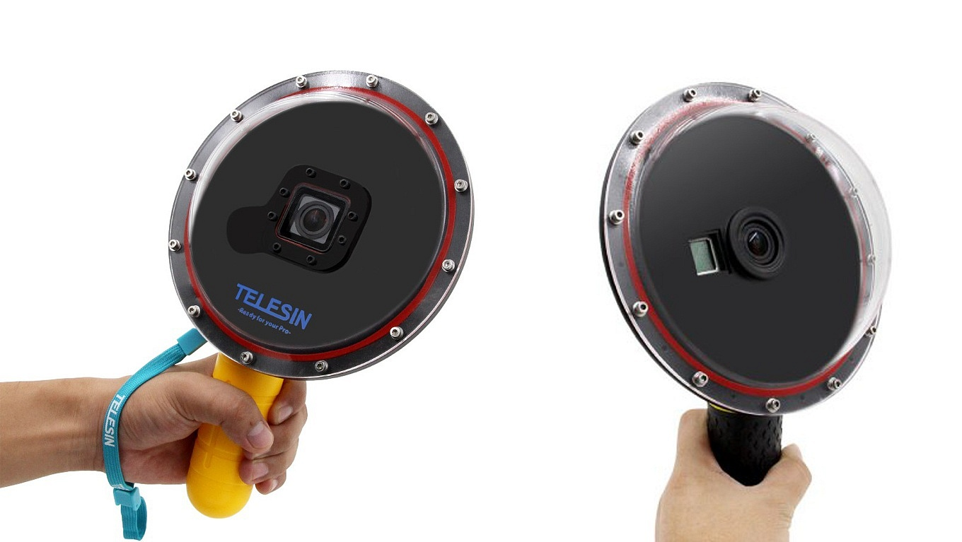 Telesin GoPro Dome