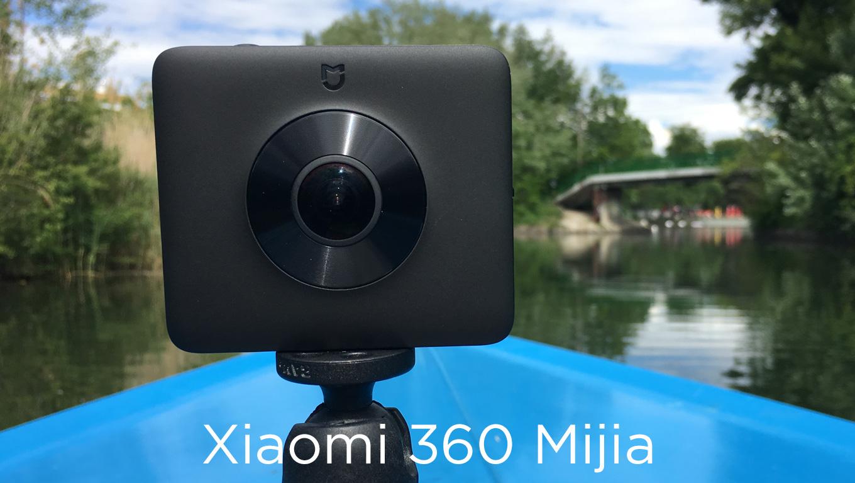 Xiaomi 360 Mijia Panoramic Camera Review Amp Workflow El